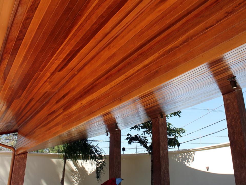 Telhado | Floresta Verde Madeiras